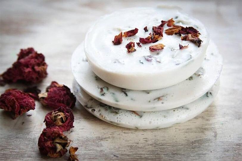 Domáce mydlo zruží avanilky, skvelé aj ako darček