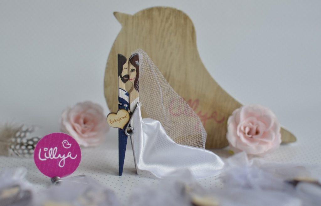 Sprav svoju svadbu jedinečnou so svadobnými magnetkami od Nikol